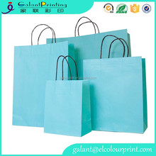 Hot selling Cheap Twisted-Handle Brown Kraft Paper Bags made in China Guangzhou Manufacturer