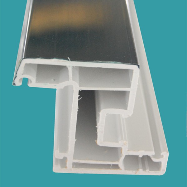 Economical top quality certificated double glazing beads upvc profile window window and door accessories manufacture