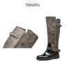 2016 winter New arrival eco friendly PVC ladies japanese fashion boots