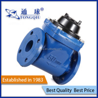 2 inch High quality Woltman removable Water flow Meter