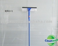 DJ511-1 2section window squeegee, window wiper, cleaning squeegee