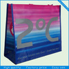 Customized tote recycled pp non woven bag laminated bag