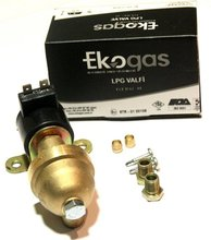 EKOGAS LPG Autogas Lpg Solenoid Valve (for Sequential Injection System) Selenoid