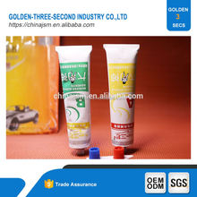 80g/card of table tennis bonding glue,repair glue for inflatable pvc boat, household epoxy sealant for wood