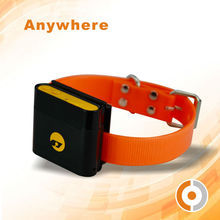 Jeo dog collar gps anywhere waterproof IPX-6 and collar optional to buy from alibaba