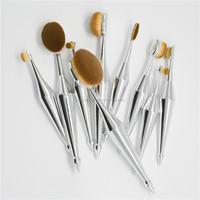 world best selling products cosmetics make your own brand oval makeup brush cosmetics make your own brand