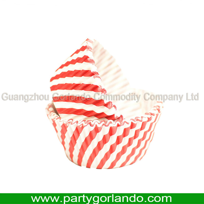 D.48xH.33 1C printing paper baking mini muffin cups