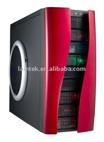 2011 new model hot sellling desktop ATX SGCC pc case computer case