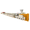 BEION High extruding speed PVC Profile extrusion line machine with conical twin extruder
