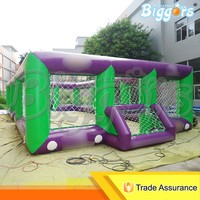 Giant Outdoor Inflatable Soccer Arena Inflatable Football Pitch