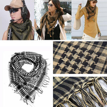 Tactical Windproof Shemagh Desert ARAB Scarves Hijabs Military Scarf