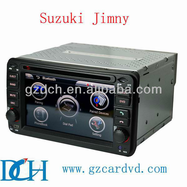 android car dvd for Suzuki Jimny WS-8715
