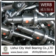 Ball screw rod and nut