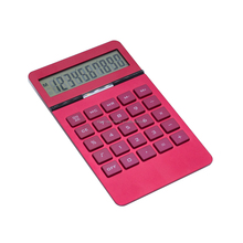 2017 ESUN Promotional Desktop 10 Digit Electronic Calculator ,Battery/Eco-friendly Solar Power Supply