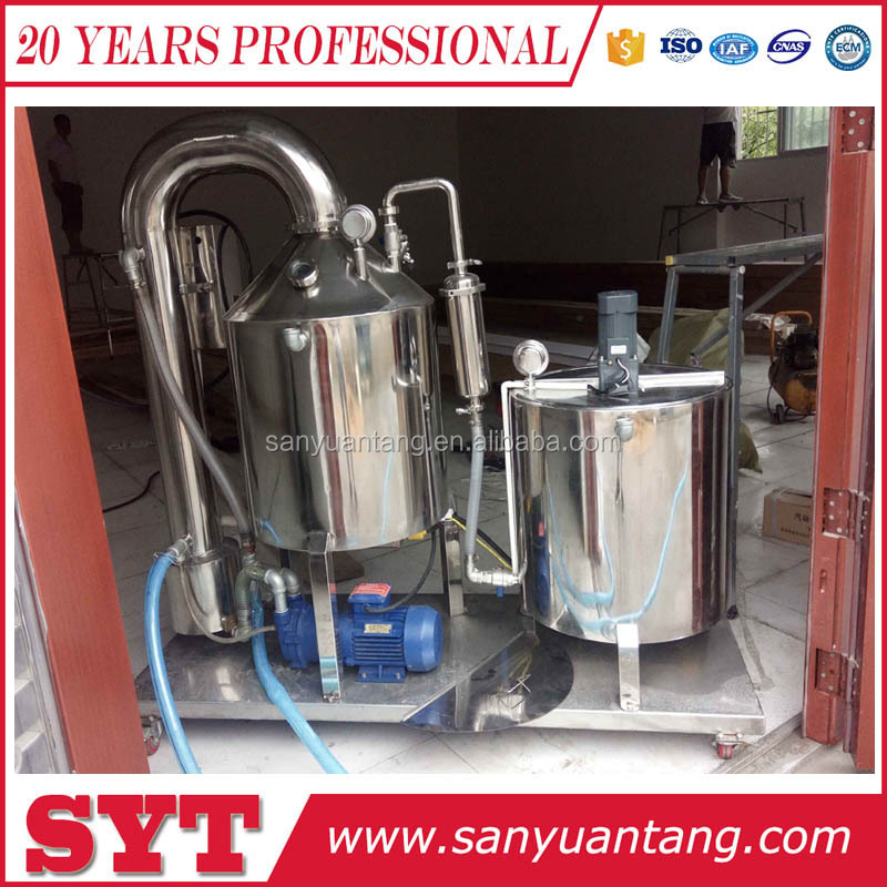 Bee honey purify machine Honey extractor price