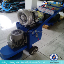 High efficiency Epoxy floor grinding machine with gear driven for sale
