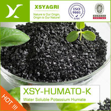 Potassium Humate | Humic Acid Fertilizer | Organic Mineral Fertilizer