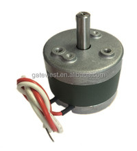 Rotary Solenoid, 180 degree angle range, strong drive torque