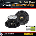 Car audio subwoofer 12 inch from JLD audio with 2.5 inch 4 layers CCAW voice coil