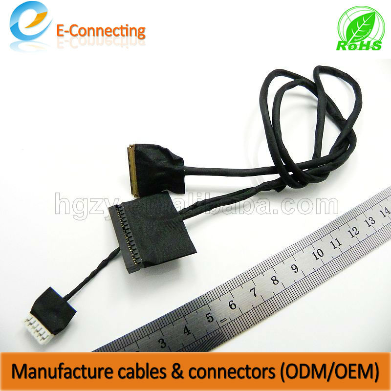te1 lcd cable laptop lcd cable xbox 360 laptop cable