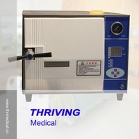 THR-DY.250B Autoclave Table Top Flash Sterilizer with drying