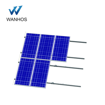 Fast installation solar structure mount bracket for solar home system, rack home, solar panel mounting motorhome
