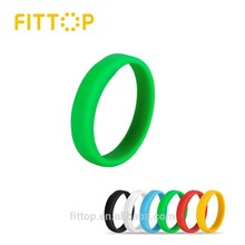 Silicone Sports Wristband iPhone or Android smartphone Bluetooth connection all-in-one unique design