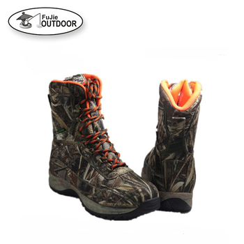 Mens Camo Military Boots