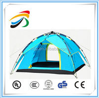 high quality Waterproof outdoor camping tent family tent