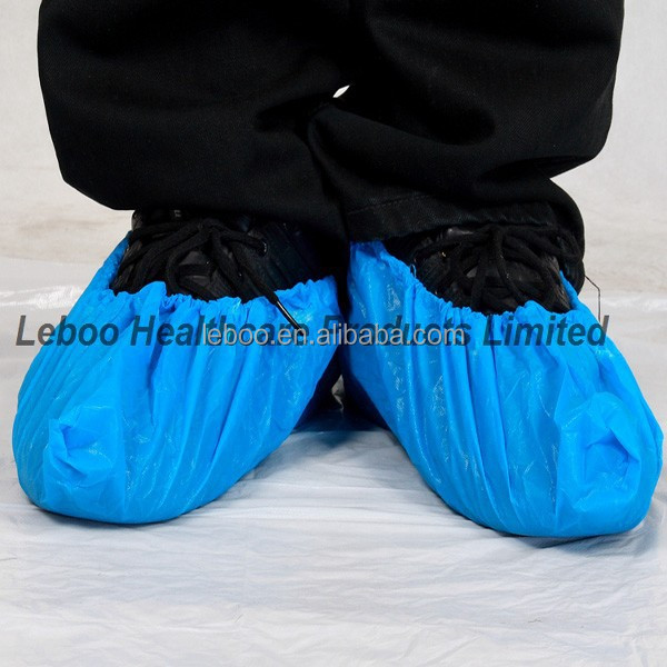 Cheap disposable rain overshoe