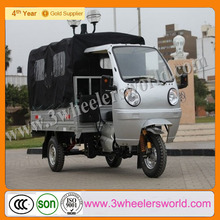 Chinese manufacturer electric pedicab vehicles for disabled/three wheel electric scooter for sale