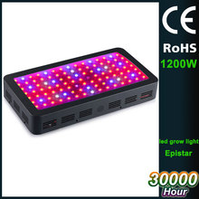 plant grow light led double chip 40000lm full spectrum 1200W led lamp