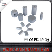 High precision mold components tungsten carbide hole punches pin