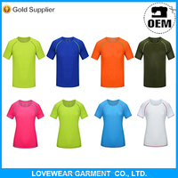 sports wear tshirt latest model running dry fit men's t shirt