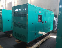 Cheap power 100kva diesel generator with UK engine