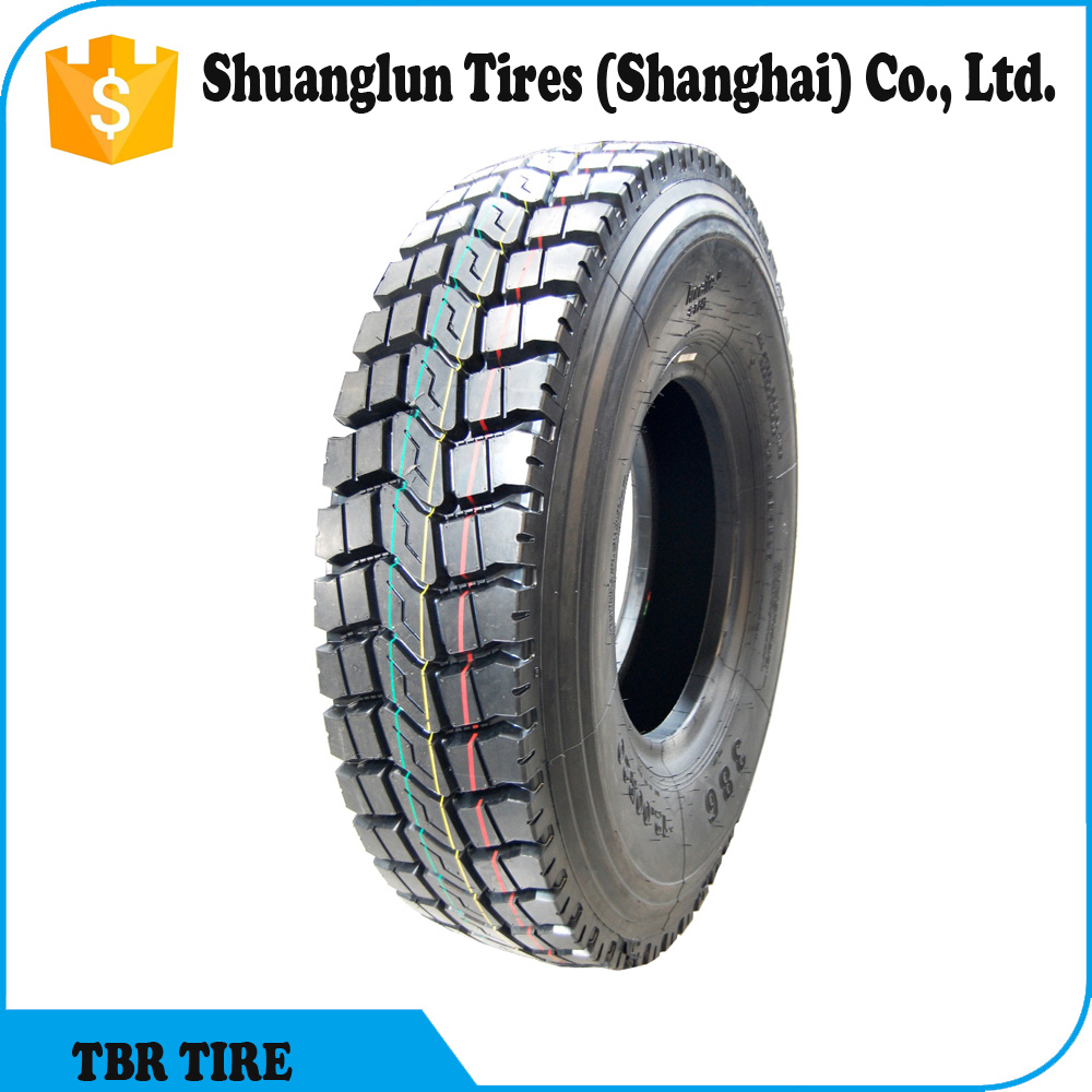 China New dump truck Tire hot sell used for Canada Market 11R22.5,11R24.5 ES660
