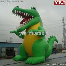inflatable Giant green moster cartoon