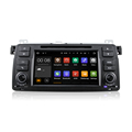 Winmark Android 5.1 Car Radio DVD GPS Player Quad Cord 7 Inch 1 Din For BMW 3 Series E46 1998-2001 with Old 17-Pin DU7062