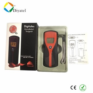 LED Display Breathalyzers/Professional Hot Sale Digital Alcohol Breath Tester With Backlight, Wholesale 6880S