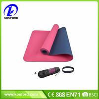 High quality long duration time yoga mat tote bag