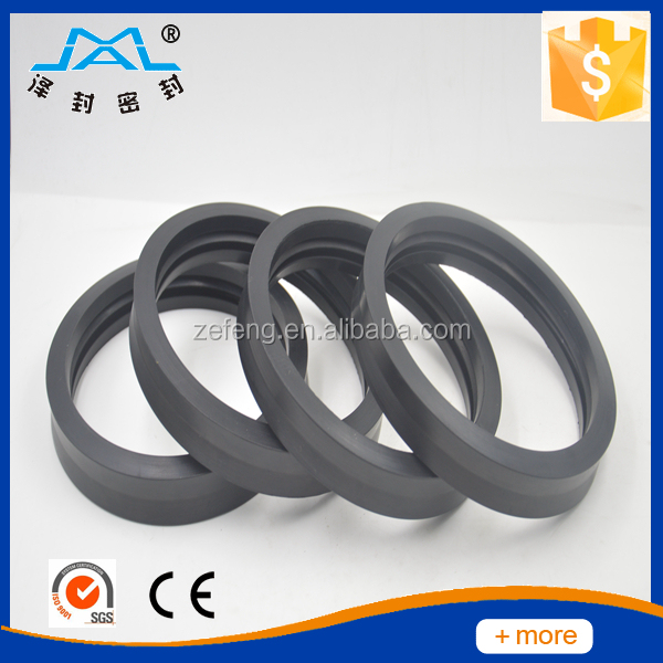 Concrete Pump rubber seal DN125 5INCH clamp Rubber Ring