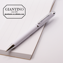 Classic Stationery German Brands White Ballpoint Pen