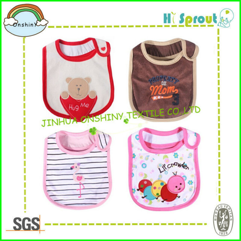 Carter's Baby Bib for Wholesale/Many Patterns are Available