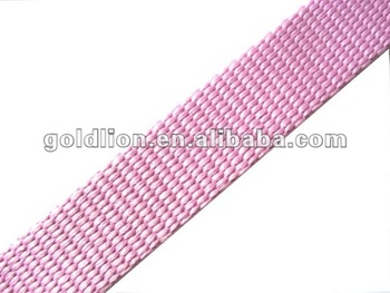 Recycled PET Webbing