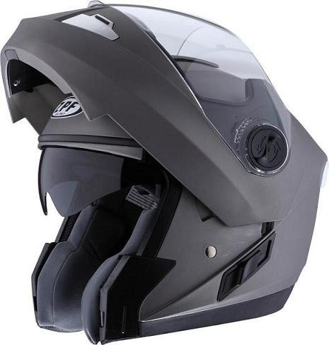Flip up chin bar helmet(ECE/DOT Certification Approved)