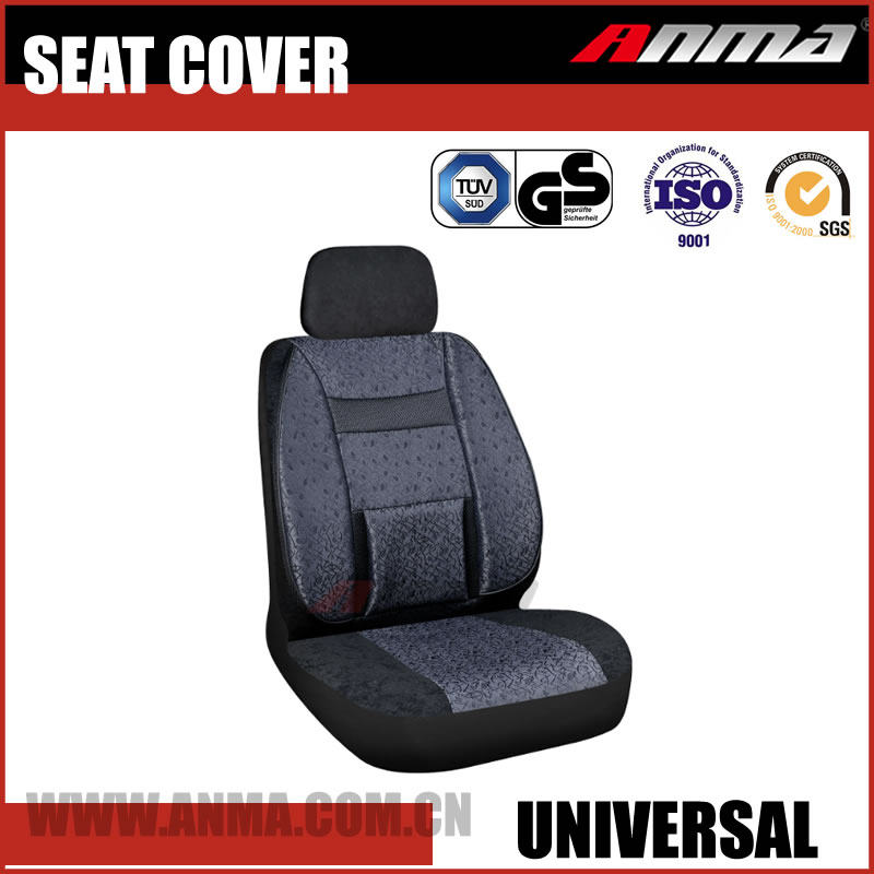 High quality comfortable unique velvet car front seat covers