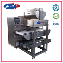 Fully Automatic One Shot Technology Chocolate Lollipops Chocolate Coating Making Machine