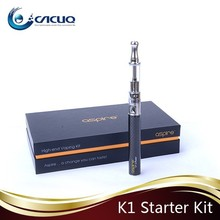 aspire starter kit for max vapor electronic cigarette lovers