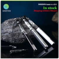 2014 new arrive electronic cigarette Variable Voltage vaporizer pen original innokin itaste vv v3.0 starter kit