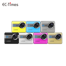 2017 China 3x Blue Video 4k 60fps Action Camera With Bulit-in Wifi